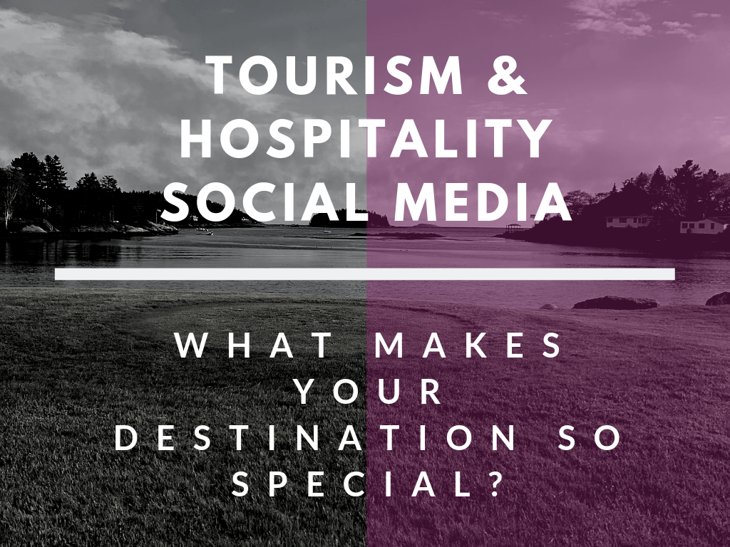 How to market your Tourism and Hospitality business on social media