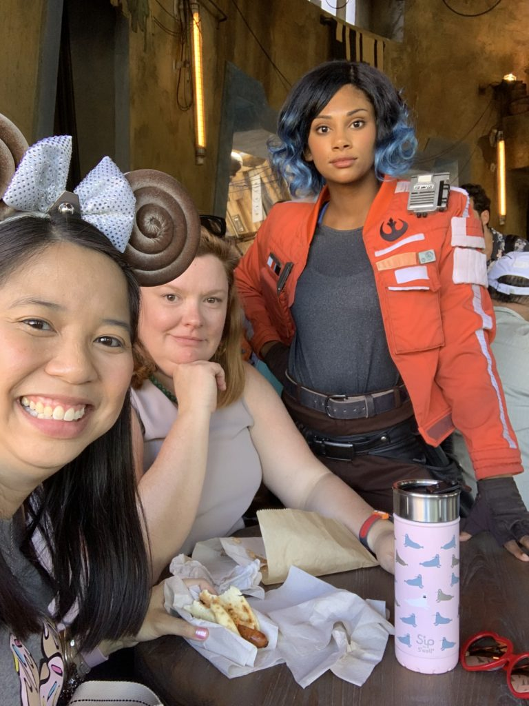 Star Wars Galaxy's Edge Ronto Roasters